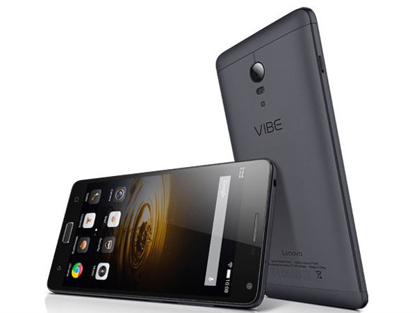 Lenovo Reportedly Launches Vibe P1 Turbo at Rs 17,999