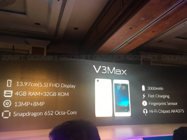Vivo V3 and V3 Max Launch: What's Good and What All's bad!