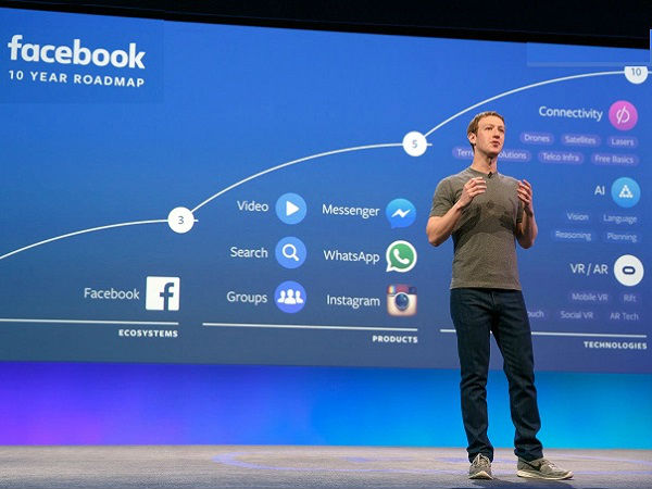 Facebook unveils new research lab, hires ex-Google executive