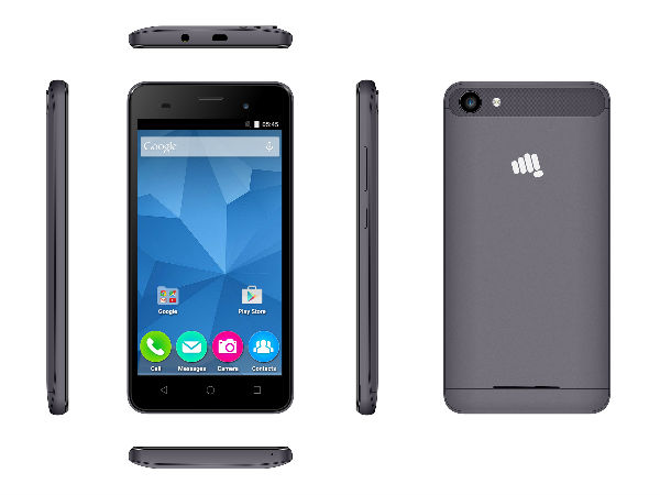 Micromax Debuts Android Marshmallow With Canvas Spark 2 Plus