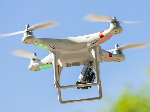 Drones to inspect progress of rail projects