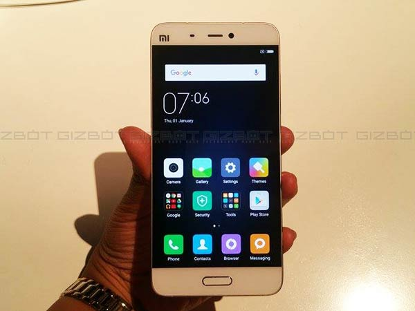 8 Smartphones That Can Take on Xiaomi Mi5!