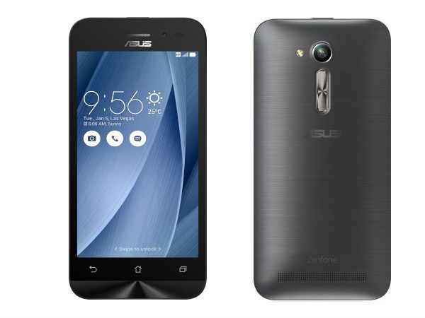Asus Zenfone Go 4.5 (2nd Gen) Smartphone Launched in India