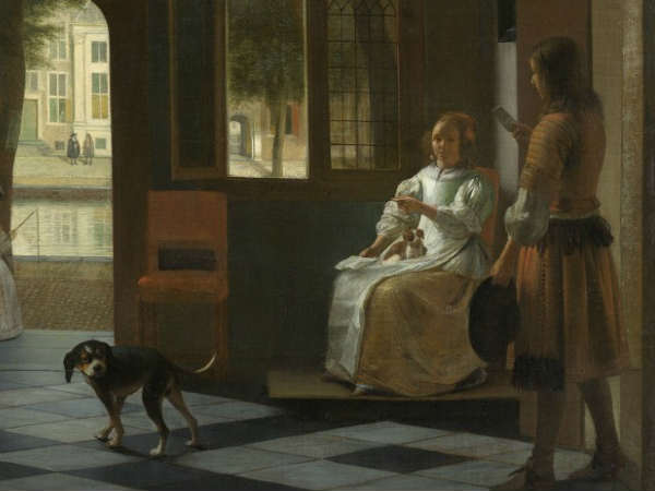 Tim Cook's discovery from 1670's Painting Will Blow Your Mind!