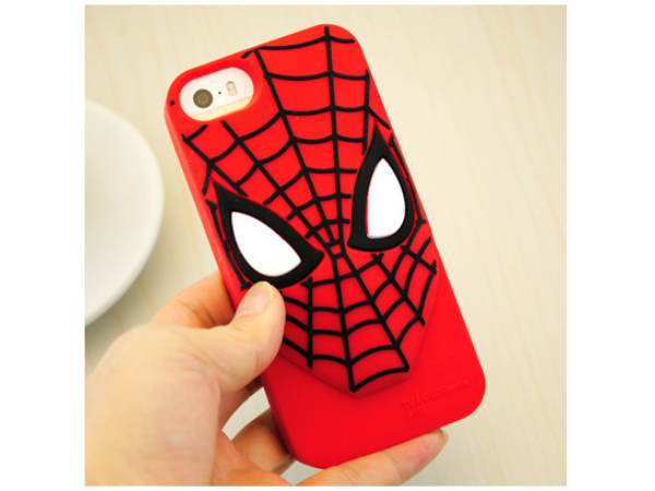 Spiderman fan iPhone users
