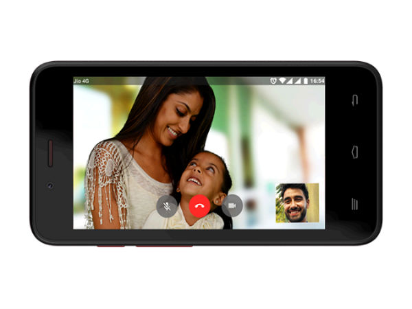 Reliance Adds Another Smartphone to 4G Lineup with LYF Flame 4 at Rs 3
