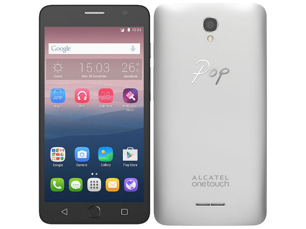 Alcatel Pop Star is Priced at Rs 6,999: 5 Best Features
