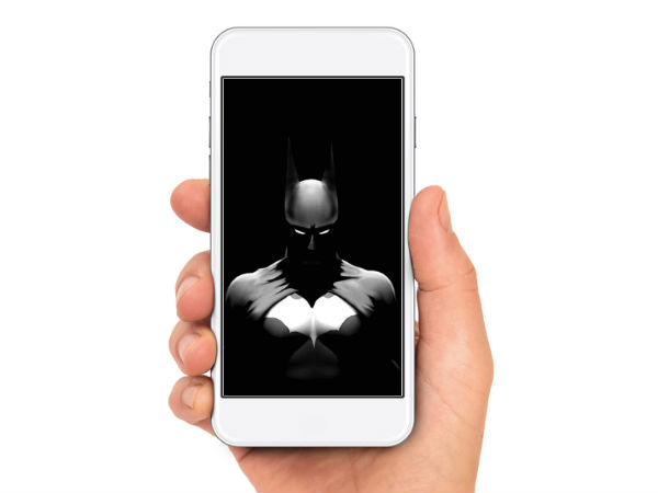 Batman-inspired software lets you squeeze smartphone to make call