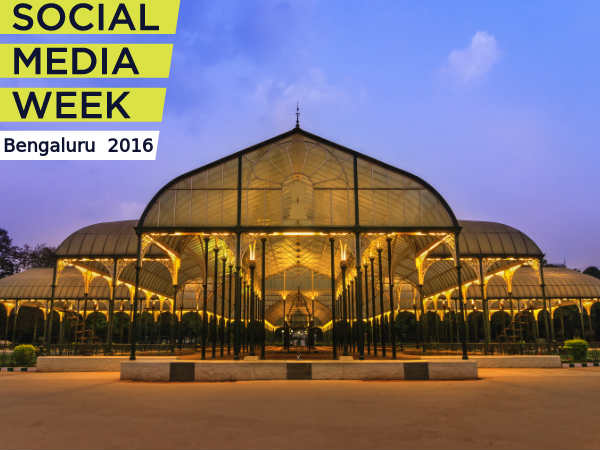 Sixth edition of Social Media Week in Bengaluru
