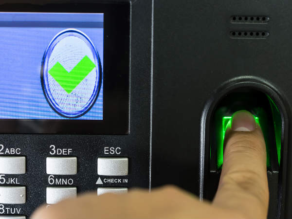 Biometric system that uses human skull to give access