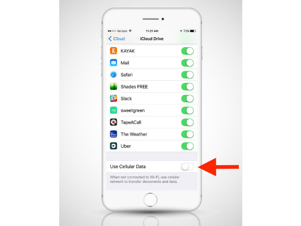 Avoid Data Overage Charges On Your iPhone Using These 7 Tips