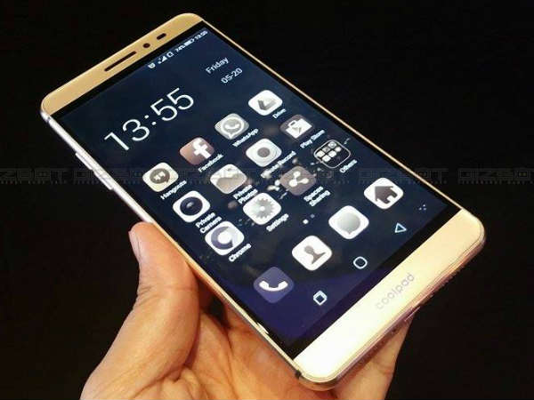 Now Access Two Whatsapp, FB Account on Your CoolPad Max Smartphone