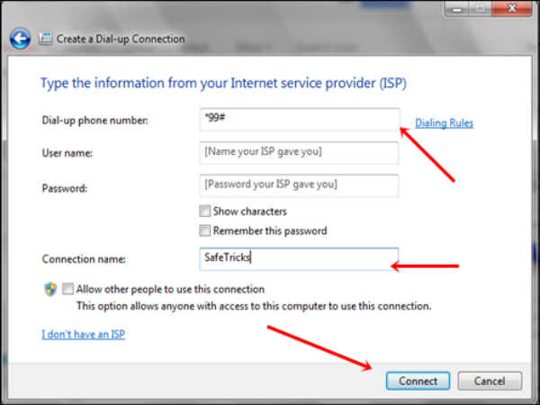 These Tips Will Help You Use Mobile Internet On PC With Dial Up Modem!