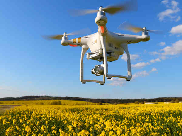 AI-powered drone to click photos, make videos