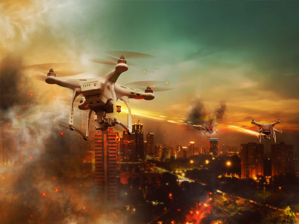 5 ways drones could change the Indian industry
