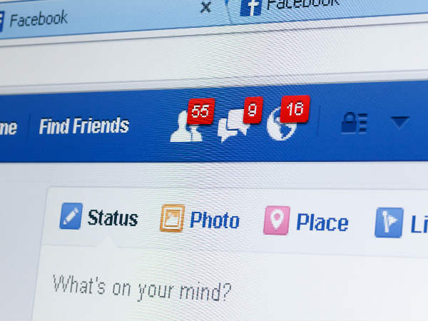 'Those we follow on Facebook have more friends than we do'