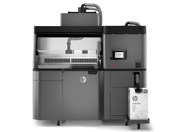 HP unveils world's first production-ready 3D printing system
