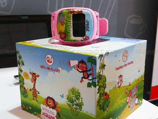 This India-made Smartwatch Will Help Your Kid Send SOS When in Need!
