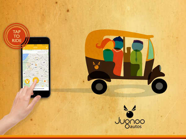 Jugnoo to provide auto ride via Facebook messenger