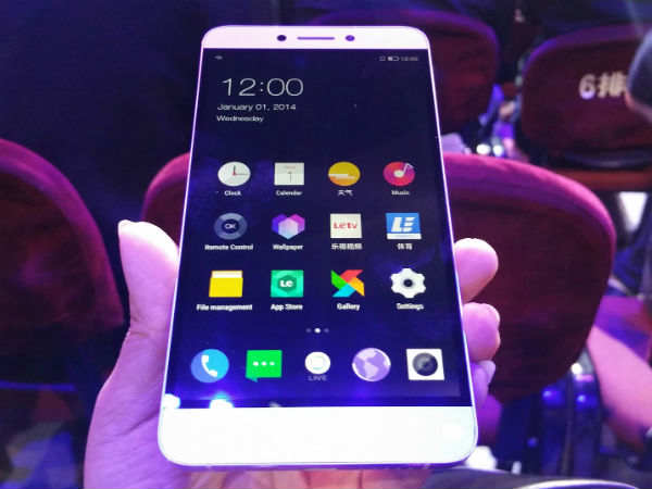 LeEco's Le 1s top-selling smartphone in online sales: Report