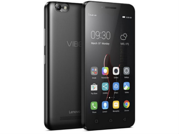 Lenovo Vibe C Likely Coming Soon to India at Rs 6,999