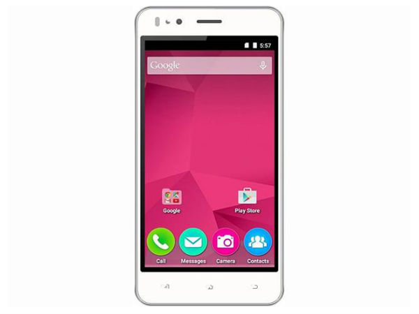 Micromax launches two new selfie smartphones