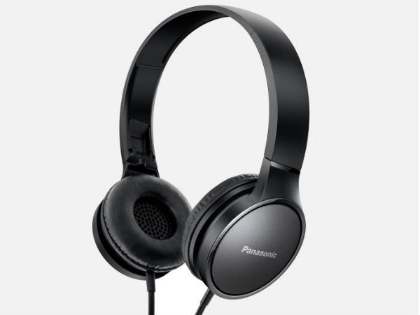Panasonic launches headphones with compact folding capability
