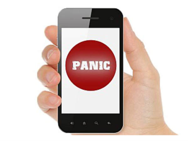 All Indian cell phones to have panic buttons from Jan 1, 2017