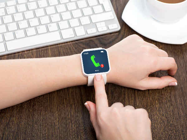 Special 'ring' turns lower arm into smartwatch touchpad