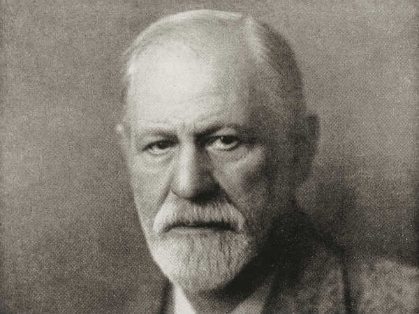 Google doodle on Sigmund Freud, Father of Modern Psychology