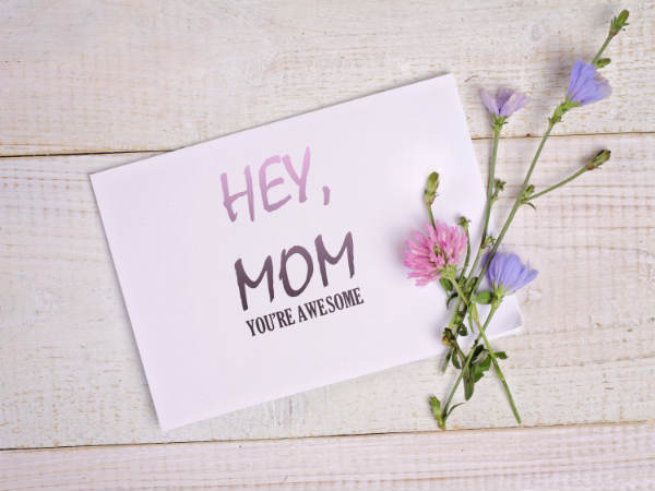 Gift a flower to your mom on Facebook this Mother's Day