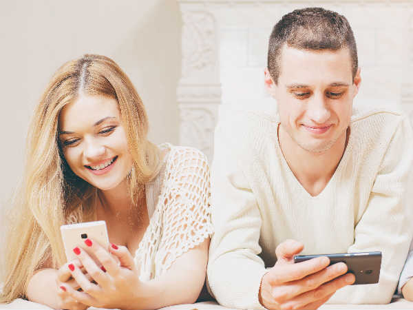 'Young adults spending over three hours a day on smartphones'