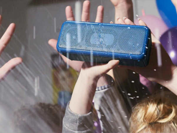 Sony launches wireless speaker for deep bass sound