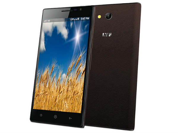 Here's How These New LYF Smartphones Will Make Your Life Super Smooth!