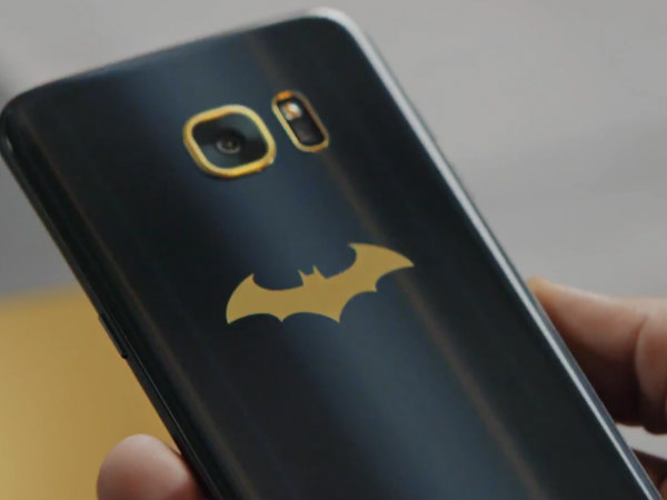 Meet the Coolest Samsung Galaxy S7 Edge Injustice Edition!
