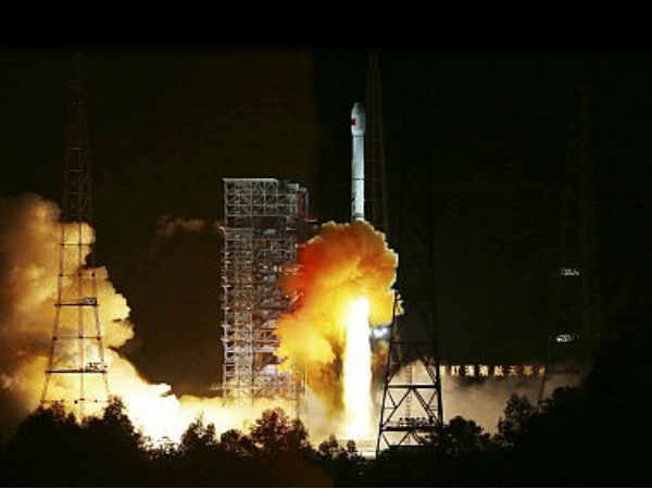 China launches new satellite for civilian mapping