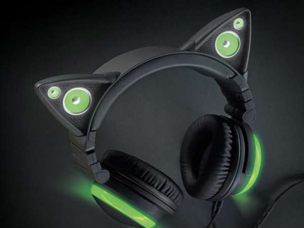 13 Weird-looking Headphones You'll Love to Wear!