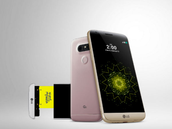 Pre-booking for LG G5 smartphone begins from May 21