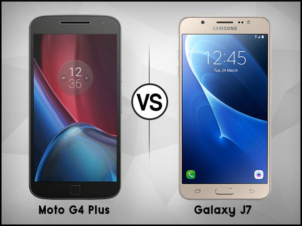 Moto G4 Plus vs Samsung Galaxy J7: Which 4G Phone Is A Better Buy