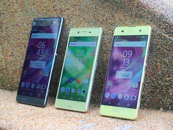 Sony's Xperia X vs Xperia XA vs XA Ultra: What's the Difference?