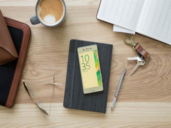 Sony Xperia X, Xperia XA Pre-registrations Open in India