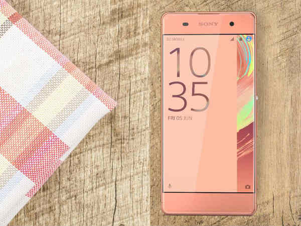 Sony Xperia X, Xperia XA Pre-registrations Open in India