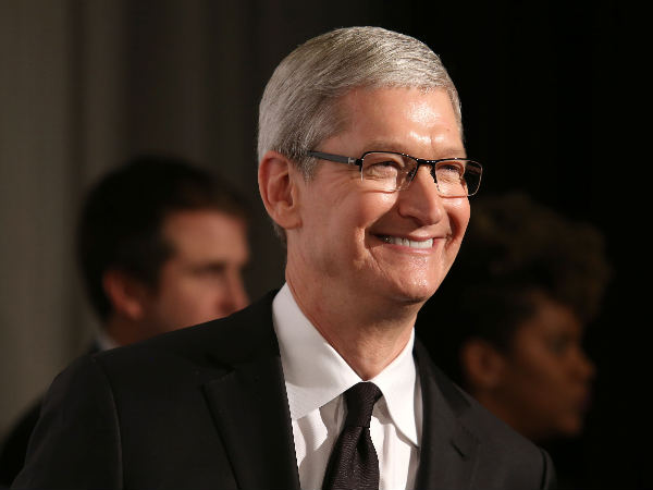 Apple CEO meets Bharti Airtel chief