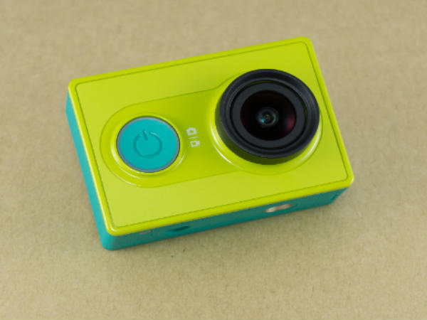 6 ways Xiaomi gave us a beautiful action cam to wait for