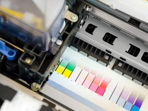 A change in font can reduce printer ink usage