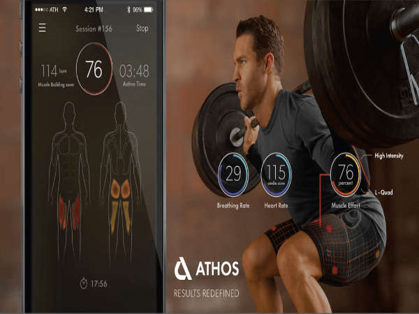 Smart Fitness Clothing