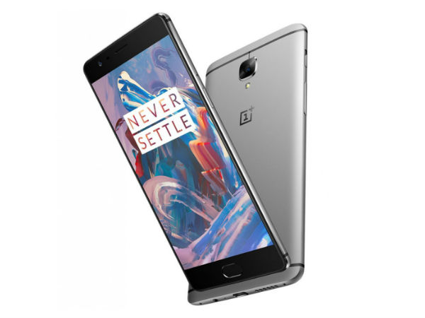 OnePlus 3 To be Available in India at Rs 27,999 From June 15