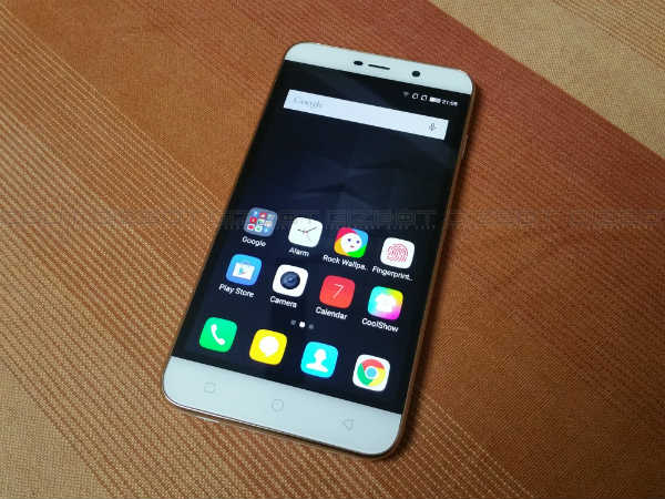 Coolpad Note 3 Lite Golden Edition (Limited)