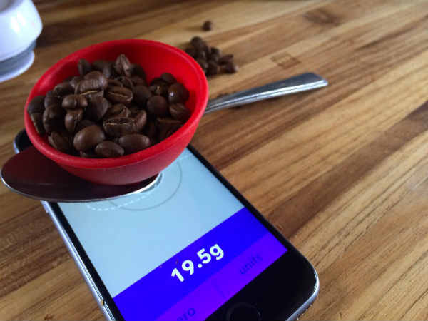 Use iPhone as a Digital Scale