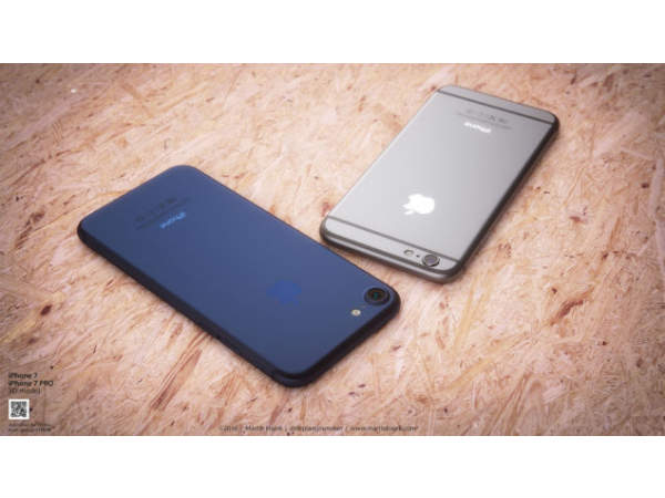 New Concepts of iPhone 7